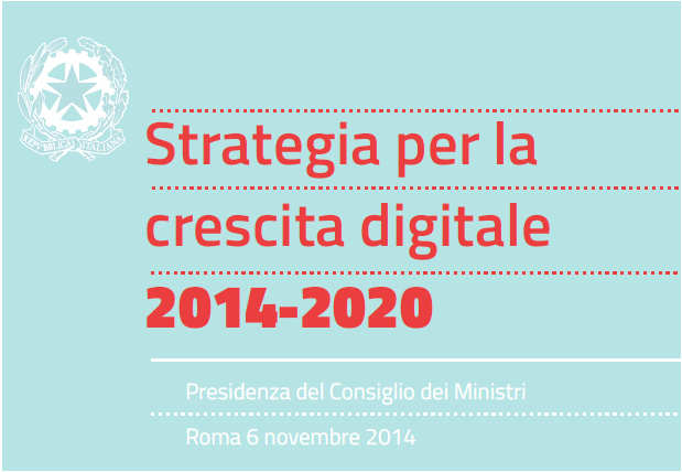 Cybersecurity  nella strategia per la crescita digitale di AGID