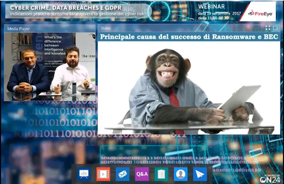 Ransomware e BEC i più gravi attacchi cyber per le aziende italiane