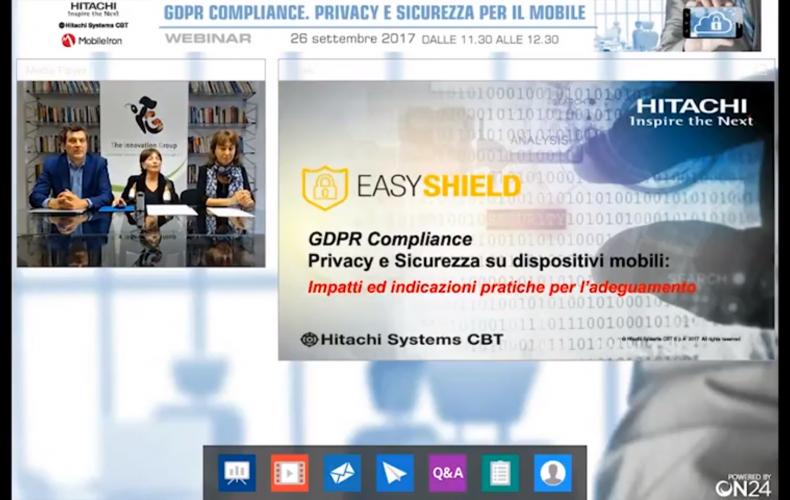 GDPR Compliance e Mobility