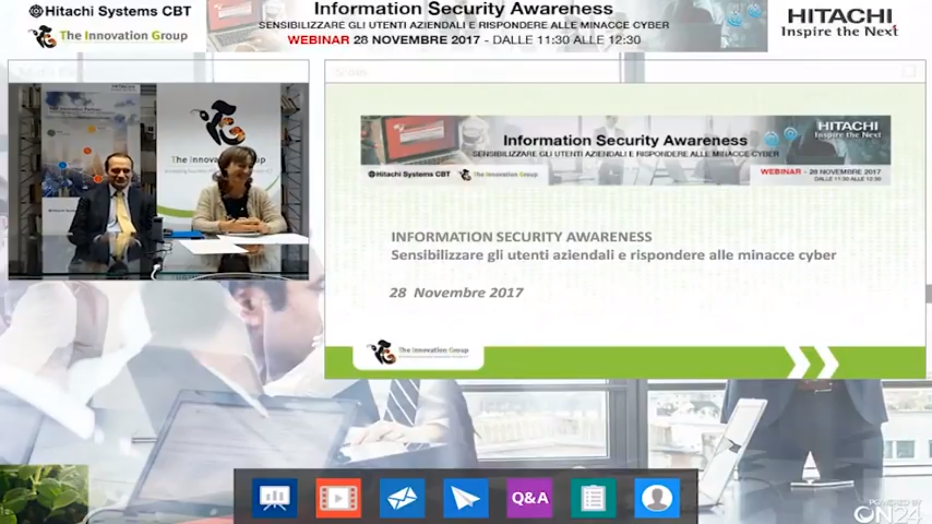 Information Security Awareness: istruzioni per l'uso