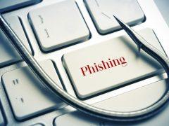 Phishing al primo posto tra le minacce cyber del 2017
