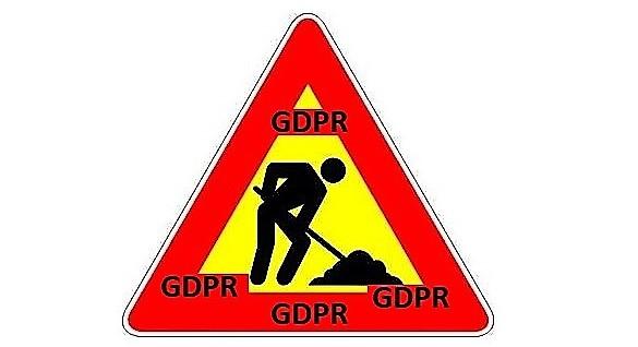 GDPR: ancora molti lavori in corso …