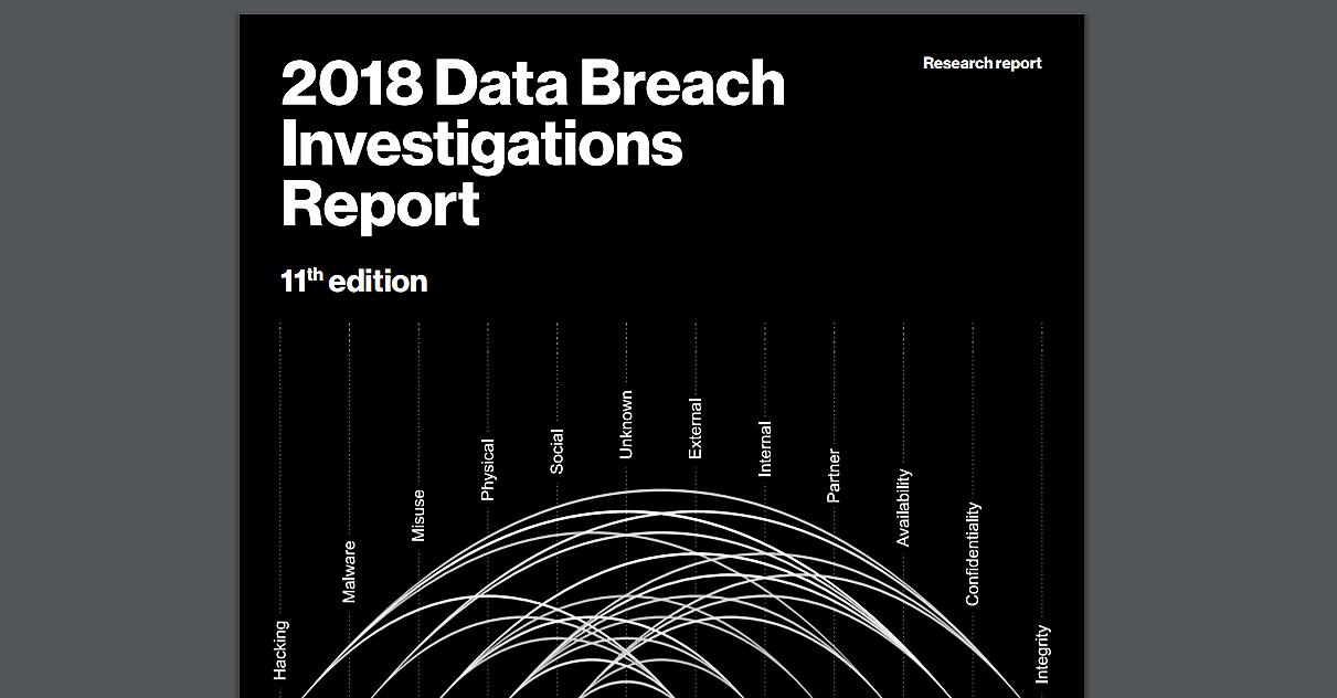 Ransomware al primo posto nel Report DBIR 2018