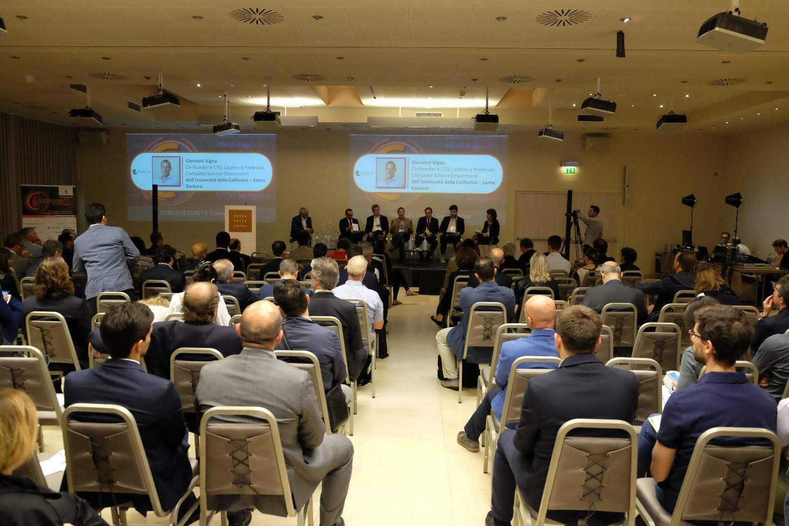 Contrasto al cyber crime: buone notizie al Cybersecurity Summit 2018