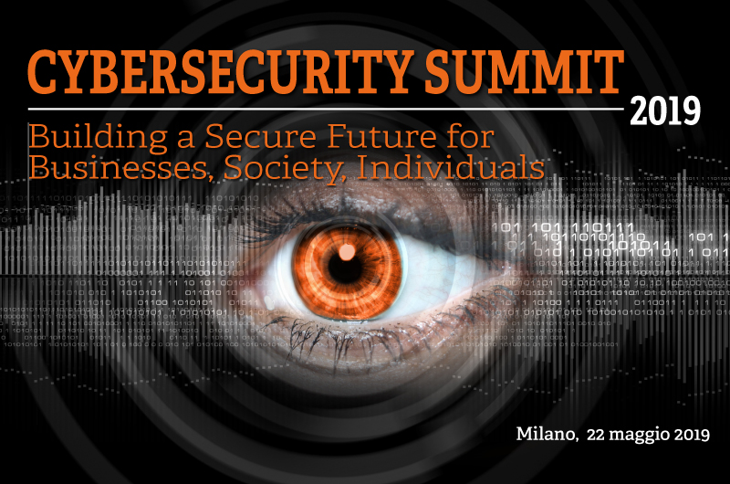 Cybersecurity Summit 2019