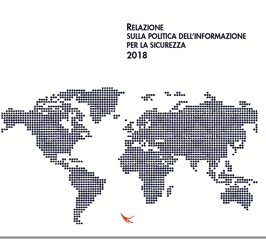 Allarme Cybersecurity nella Relazione DIS 2018