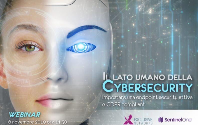 Il lato umano della Cybersecurity