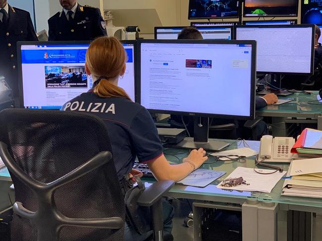 Un 2019 da record per la Polizia Postale