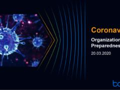 Gestire la Business Continuity nei giorni del Coronavirus