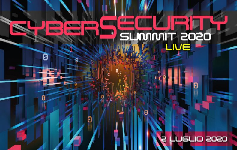 Cybersecurity Live 2020, rivedi i momenti del Summit!
