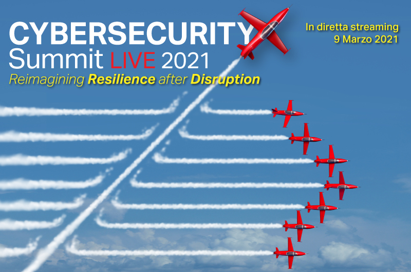 Cybersecurity Summit 2021
